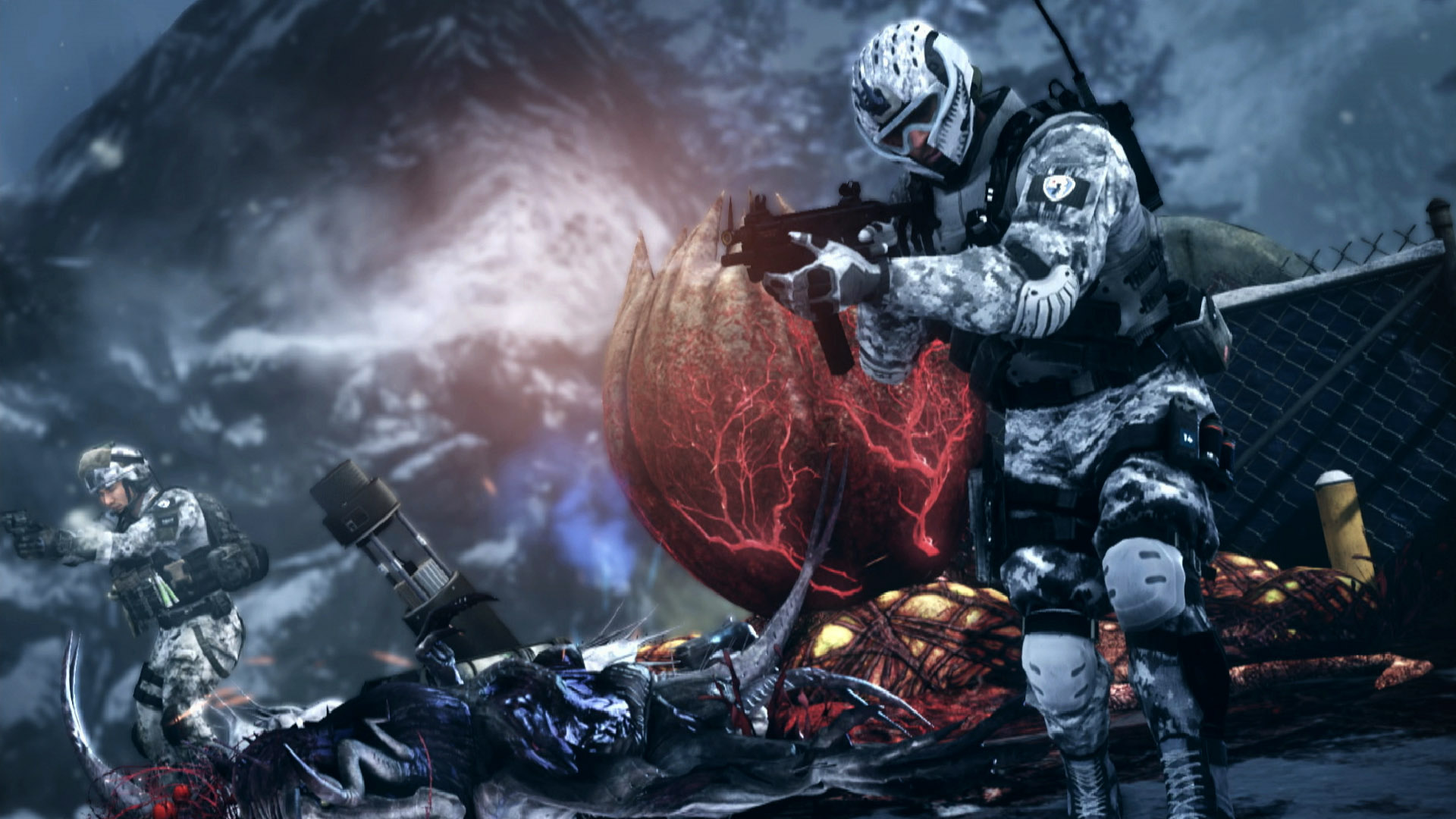 Illustration de l'article sur Call of Duty : Ghosts Extinction :  Épisode 1 Nightfall