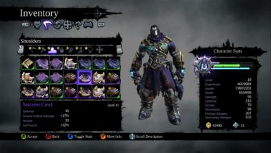 Illustration de l'article sur Darksiders II