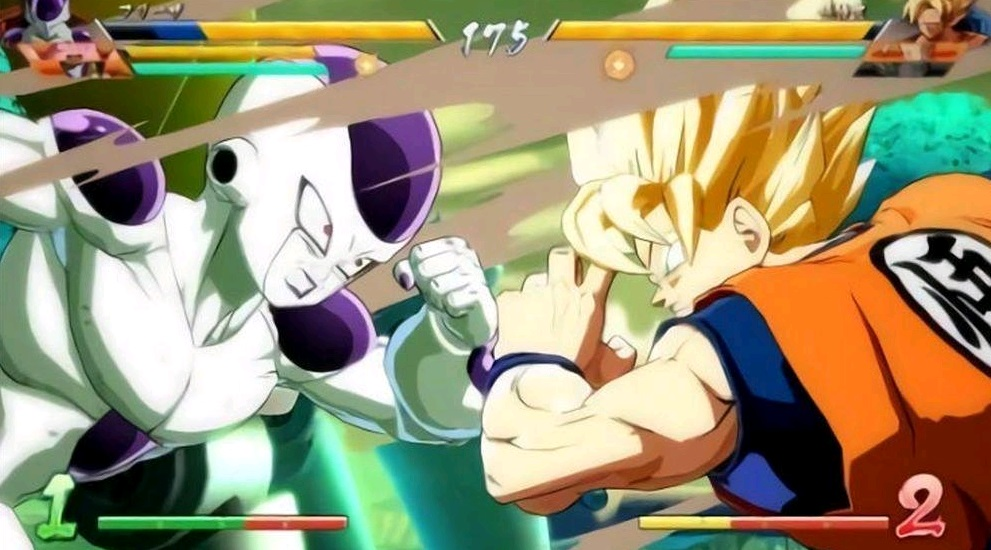 Illustration de l'article sur DragonBall FighterZ