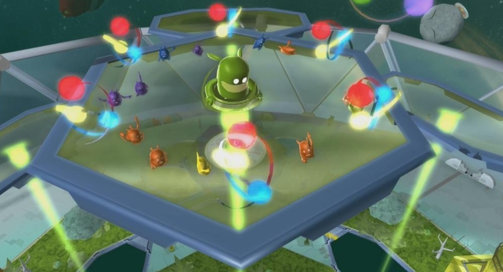 Illustration de l'article sur De Blob 2 - PS4 Xbox ONE
