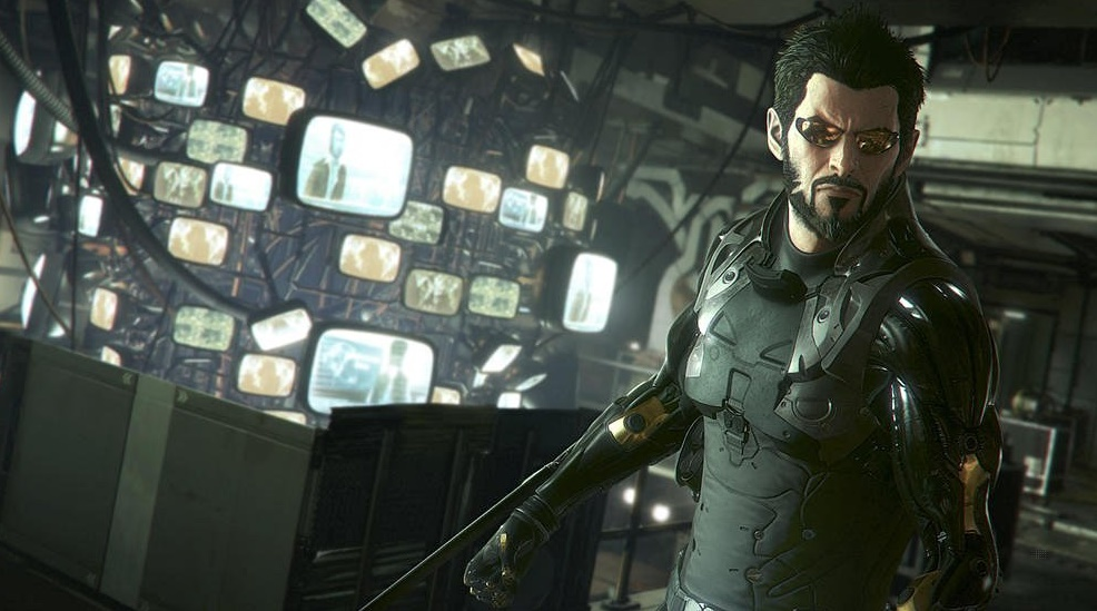 Illustration de l'article sur Deus Ex : Mankind Divided