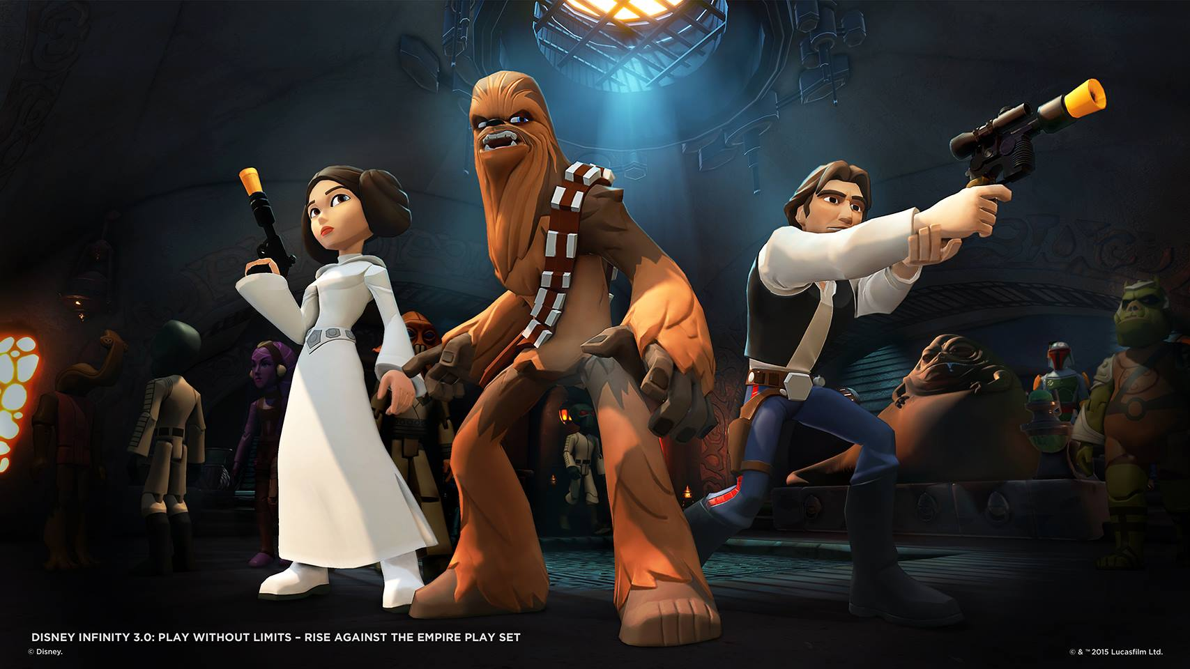 Illustration de l'article sur Disney Infinity 3.0 est disponible