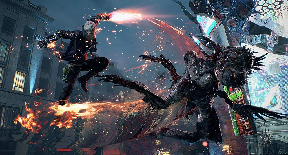 Illustration de l'article sur Devil May Cry 5