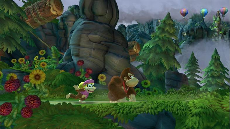 Illustration de l'article sur Donkey Kong Country:  Tropical Freeze