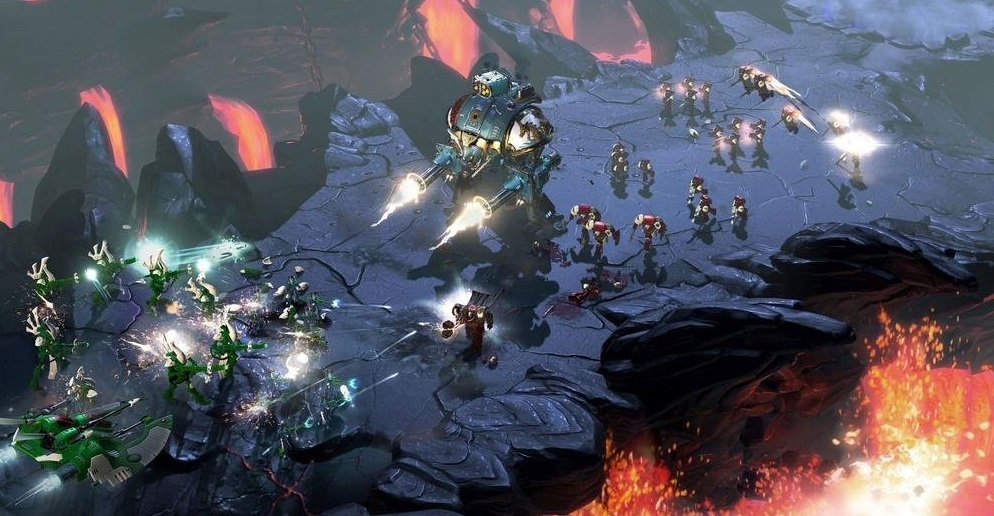Illustration de l'article sur Warhammer 40,000: Dawn of War III daté !