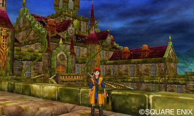 Illustration de l'article sur DRAGON QUEST VIII : L'odyssée du Roi Maudit