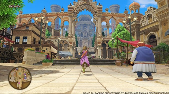 Illustration de l'article sur Dragon Quest XI : Les Combattants de la destinée