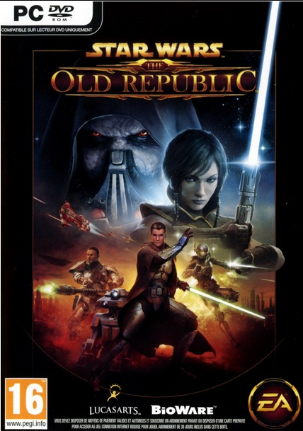 Illustration de l'article sur Contenu gratuit pour le MMO Star Wars : The Old Republic