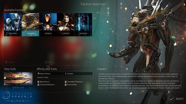 Illustration de l'article sur Preview > Endless Space 2