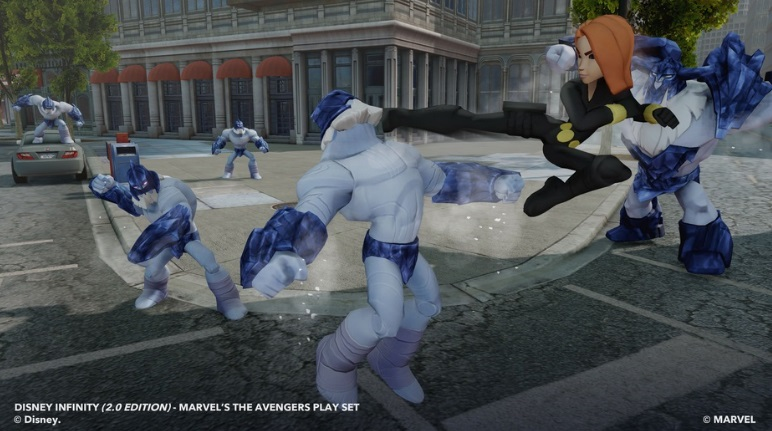 Illustration de l'article sur Disney Infinity 2.0
