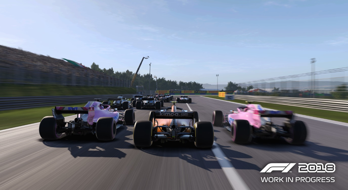 Illustration de l'article sur F1 2018