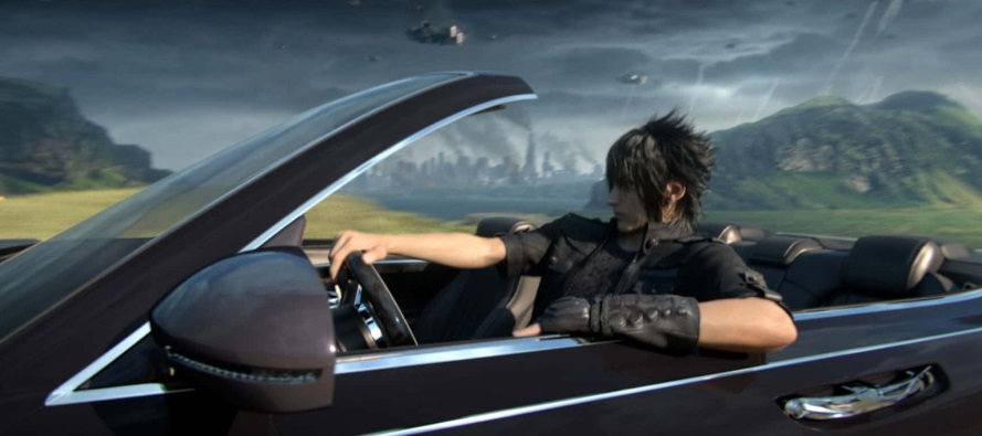 Illustration de l'article sur Final Fantasy XV