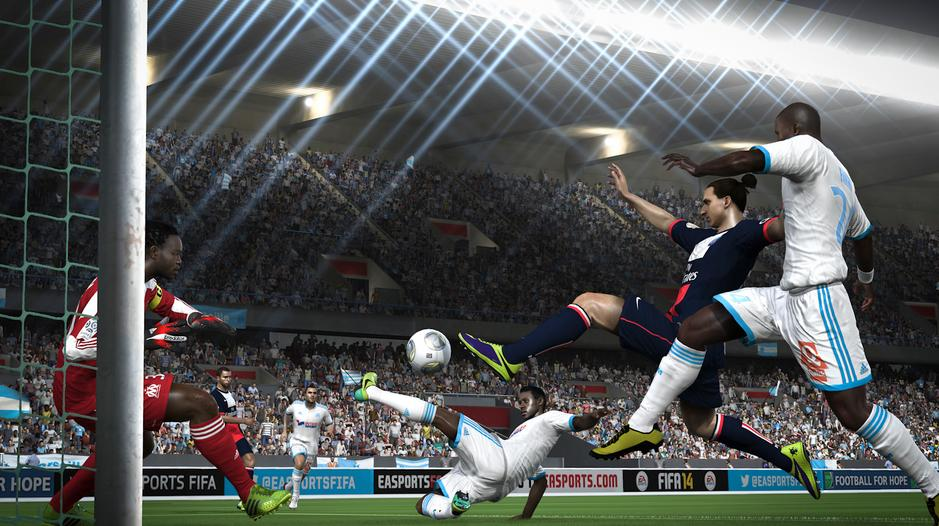 Illustration de l'article sur FIFA 14