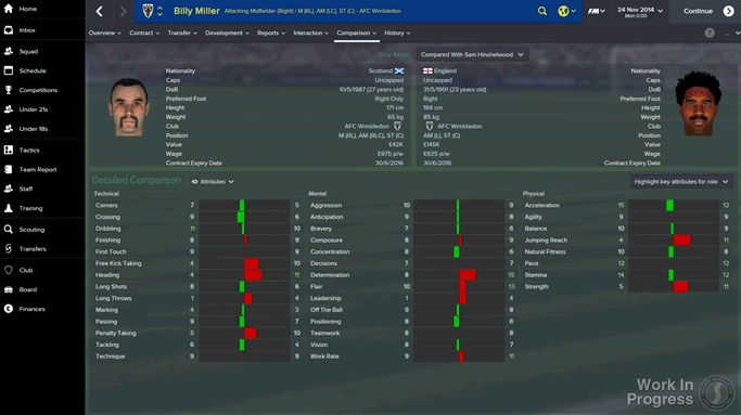 Illustration de l'article sur Football Manager 2015 est disponible sur PC