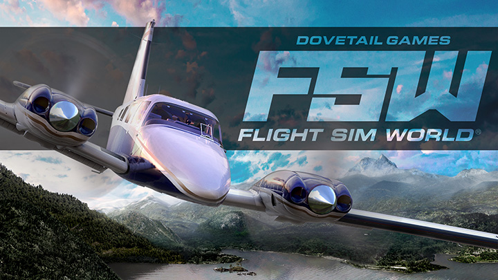 Illustration de l'article sur Flight Sim World est disponible  en Accès Anticipé sur Steam
