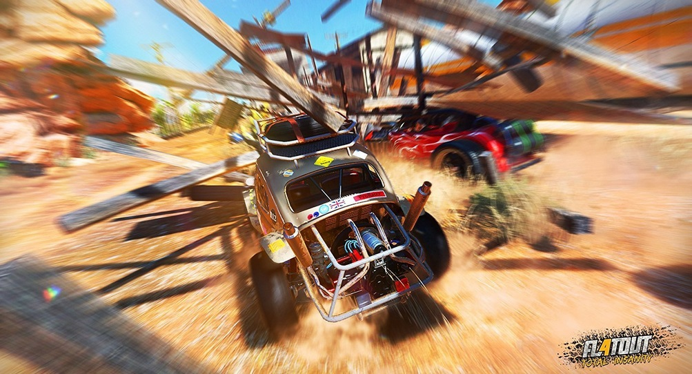 Illustration de l'article sur FlatOut 4 Total Insanity