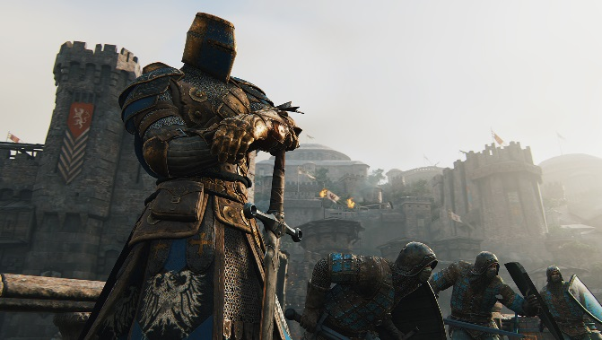 Illustration de l'article sur For Honor
