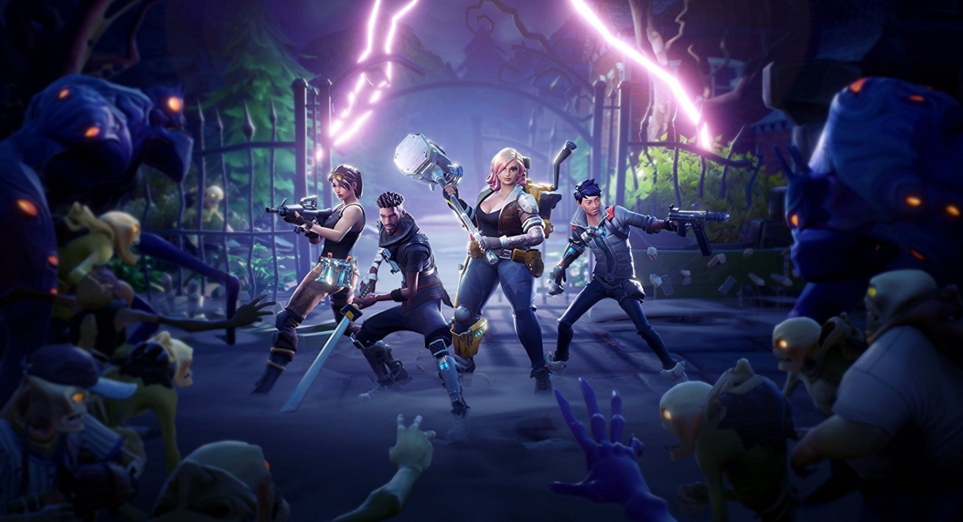 Illustration de l'article sur Fortnite