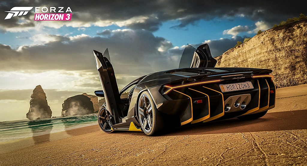 Illustration de l'article sur  Forza Horizon 3