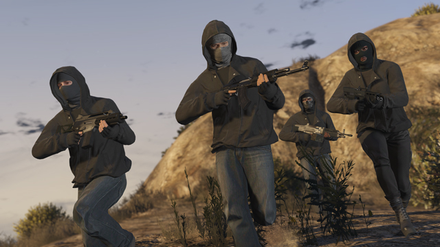 Illustration de l'article sur GTA V arrive sur PC le 14 avril