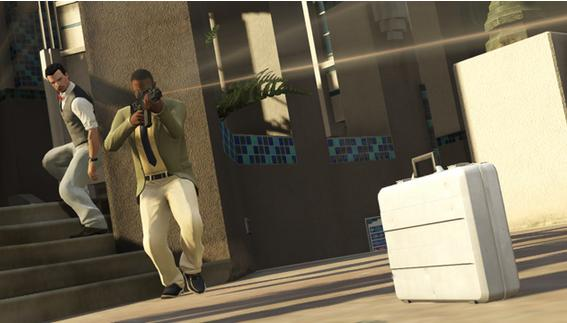 Illustration de l'article sur GTA Online : Mise à jour  Business disponible