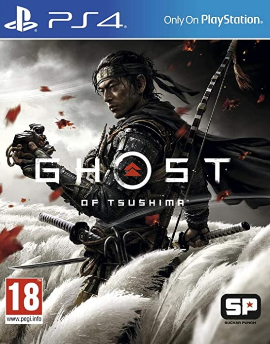 Retrouvez notre TEST : Ghost of Tsushima - PS4