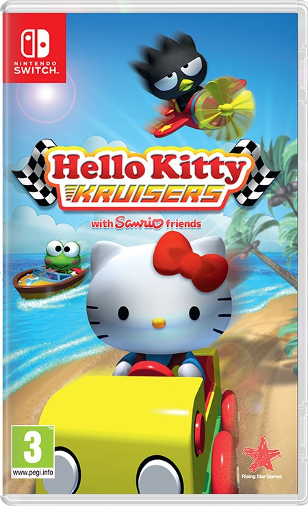Retrouvez notre TEST : Hello Kitty Kruisers with Sanrio friends - SWITCH  - 11/20