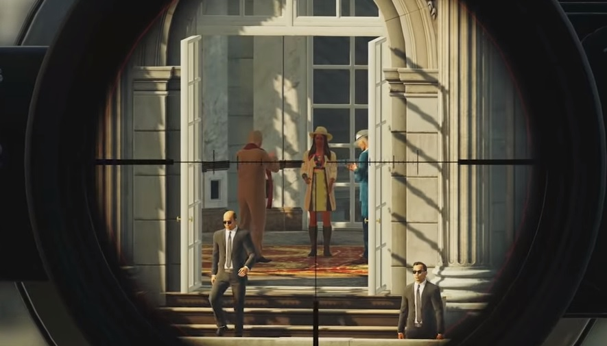 Illustration de l'article sur Hitman 2 Sniper Assassin