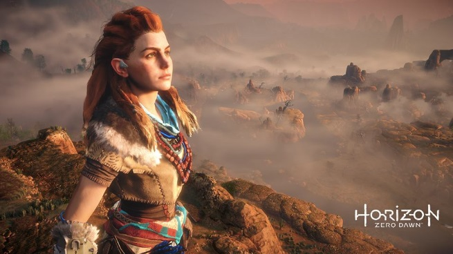 Illustration de l'article sur Horizon Zero Dawn