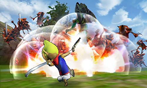 Illustration de l'article sur Hyrule Warriors Legends