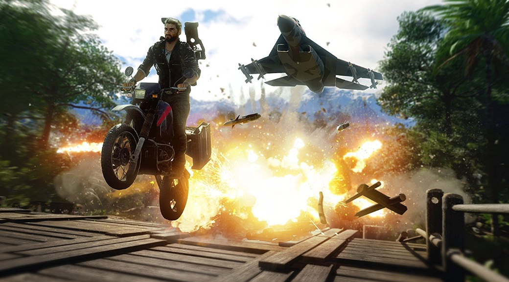 Illustration de l'article sur Just Cause 4