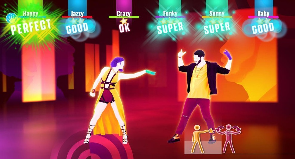 Illustration de l'article sur Just Dance 2018