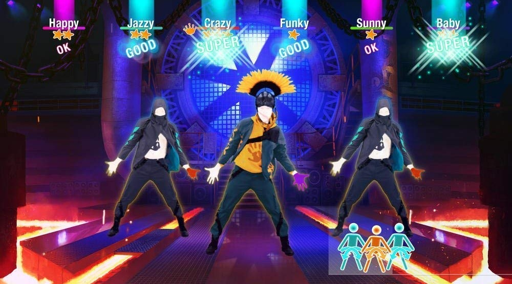 Illustration de l'article sur Just Dance 2019