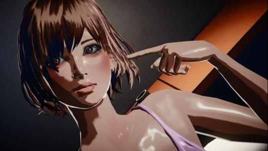 Illustration de l'article sur KILLER IS DEAD disponible sur PCvia Steam le 9 mai 2014