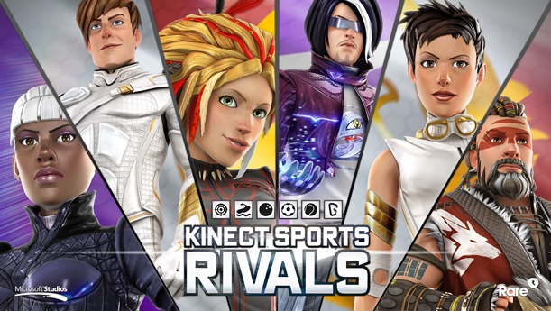 Illustration de l'article sur Kinect Sports Rivals sera disponible le 11 avril sur Xbox One