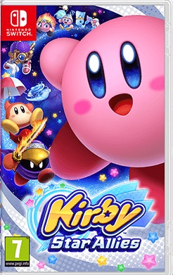 Retrouvez notre TEST :  Kirby Star Allies - 15/20