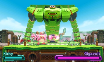 Illustration de l'article sur Kirby Planet Robobot