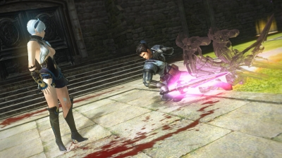 Illustration de l'article sur DECEPTION IV: BLOOD TIES découvrez le trailer