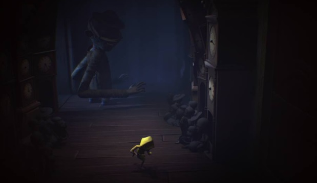 Illustration de l'article sur Little Nightmares