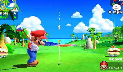 Illustration de l'article sur Mario Golf World Tour
