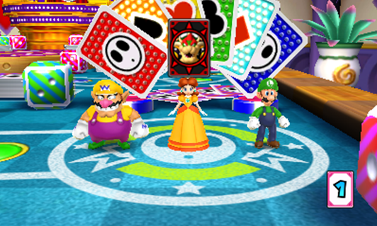 Illustration de l'article sur Mario Party Island Tour