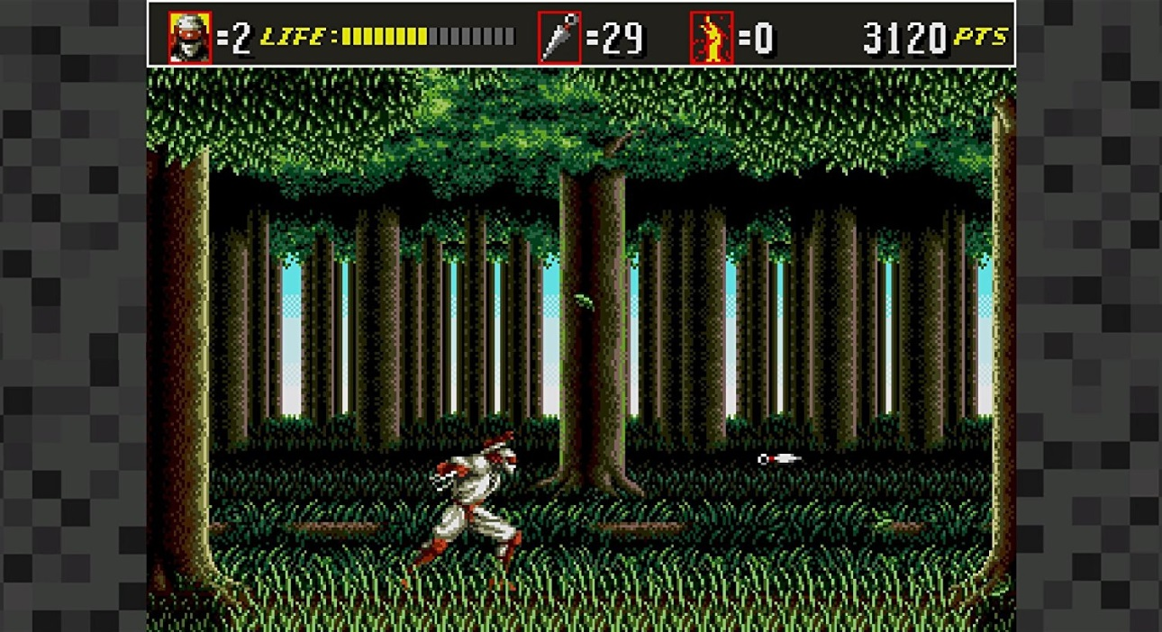 Illustration de l'article sur Sega Mega Drive Classics