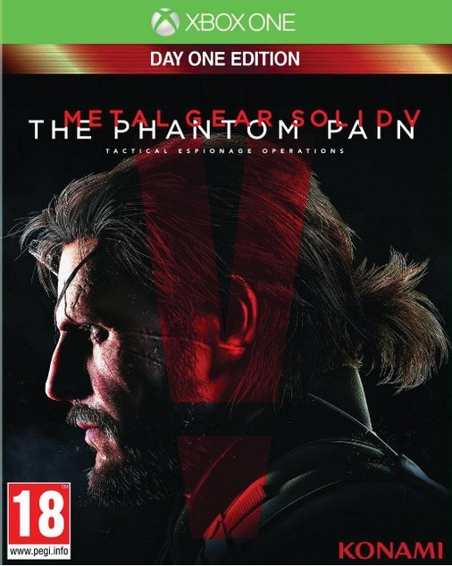 Retrouvez notre TEST :  Metal Gear Solid V The Phantom Pain - 17/20