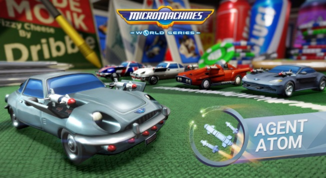 Illustration de l'article sur Micro Machines World Series