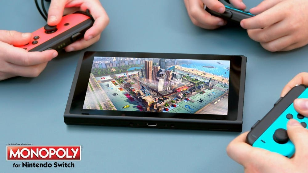Illustration de l'article sur Monopoly - Switch