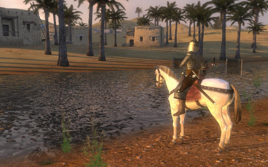 Illustration de l'article sur Mount & Blade: Warband