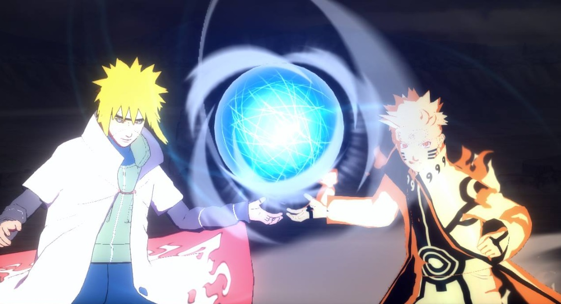 Illustration de l'article sur Naruto Shippuden : Ultimate Ninja Storm Revolution