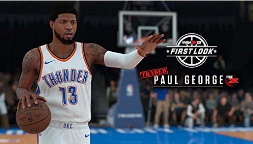 Illustration de l'article sur NBA 2K18