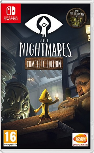 Retrouvez notre TEST : Little Nightmares Complete Edition - Switch - 16/20