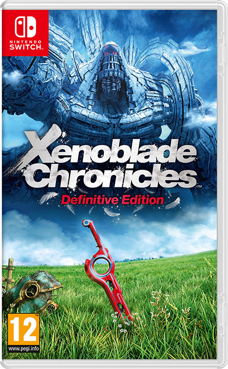 Retrouvez notre TEST : Xenoblade Chronicles : Definitive Edition - Nintendo SWITCH